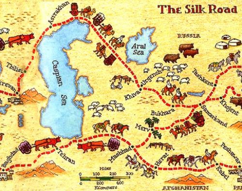 Report: The New Silk Road and Greece Benefits, Opportunities, Challenges