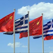 "IIER releases a significant report on ""Chinese Investment in Greece and the Big Picture of Sino-Greek Relations"", 4 December 2017."