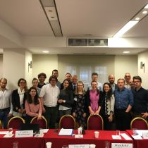 European Think-tank Network on China (ETNC) meets in Athens, 13-15 May